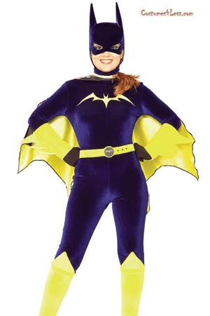 batgirl. batman, בטוומן, בטמן, תחפושות לנשים