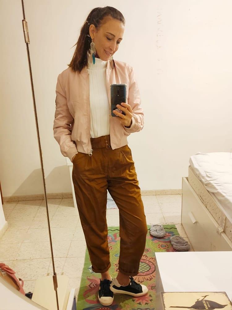 אנה ברודי | מה לבשתי וזה | לוקים ולינקים