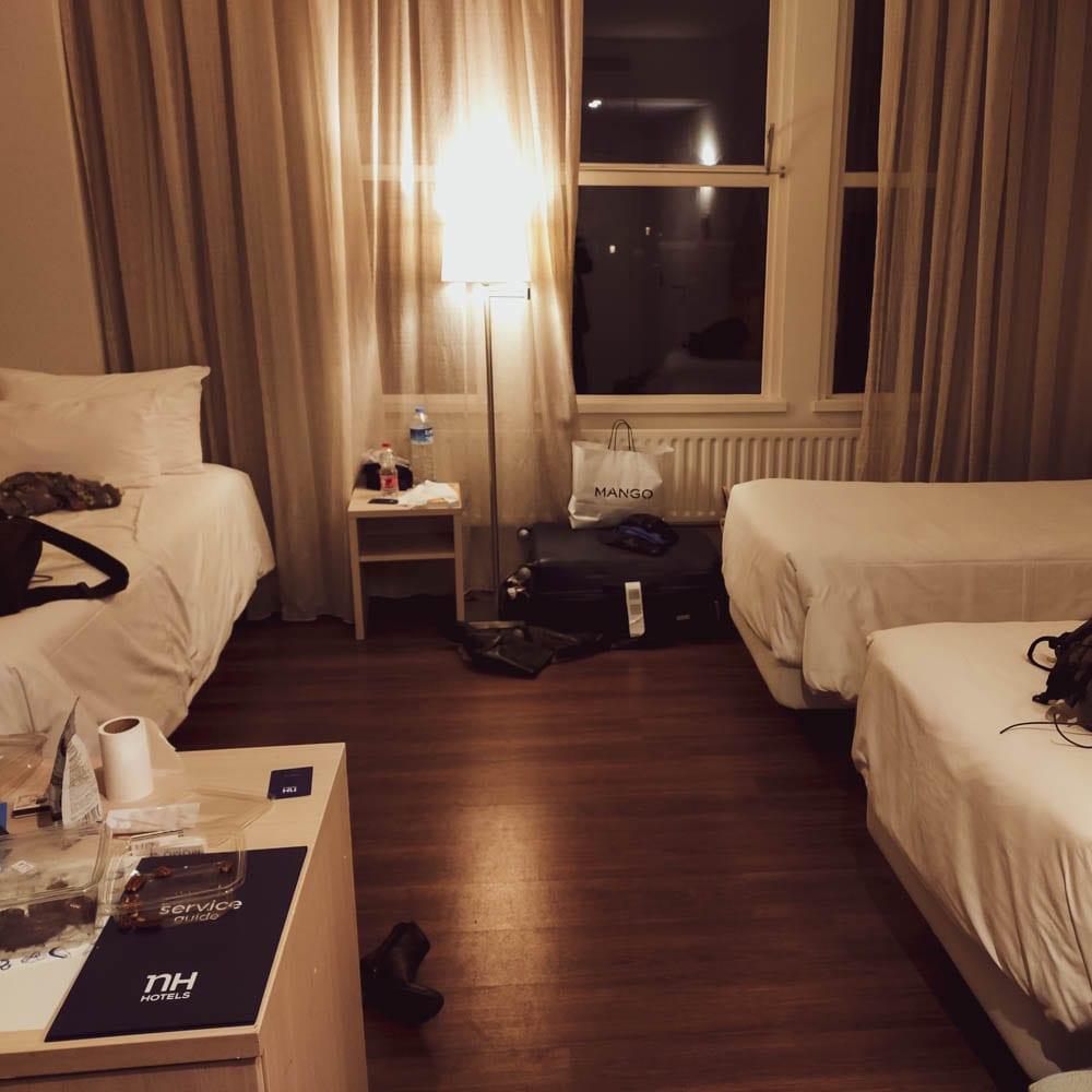 מלון באמסטרדם