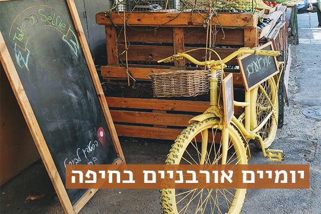 מה עושים בחיפה