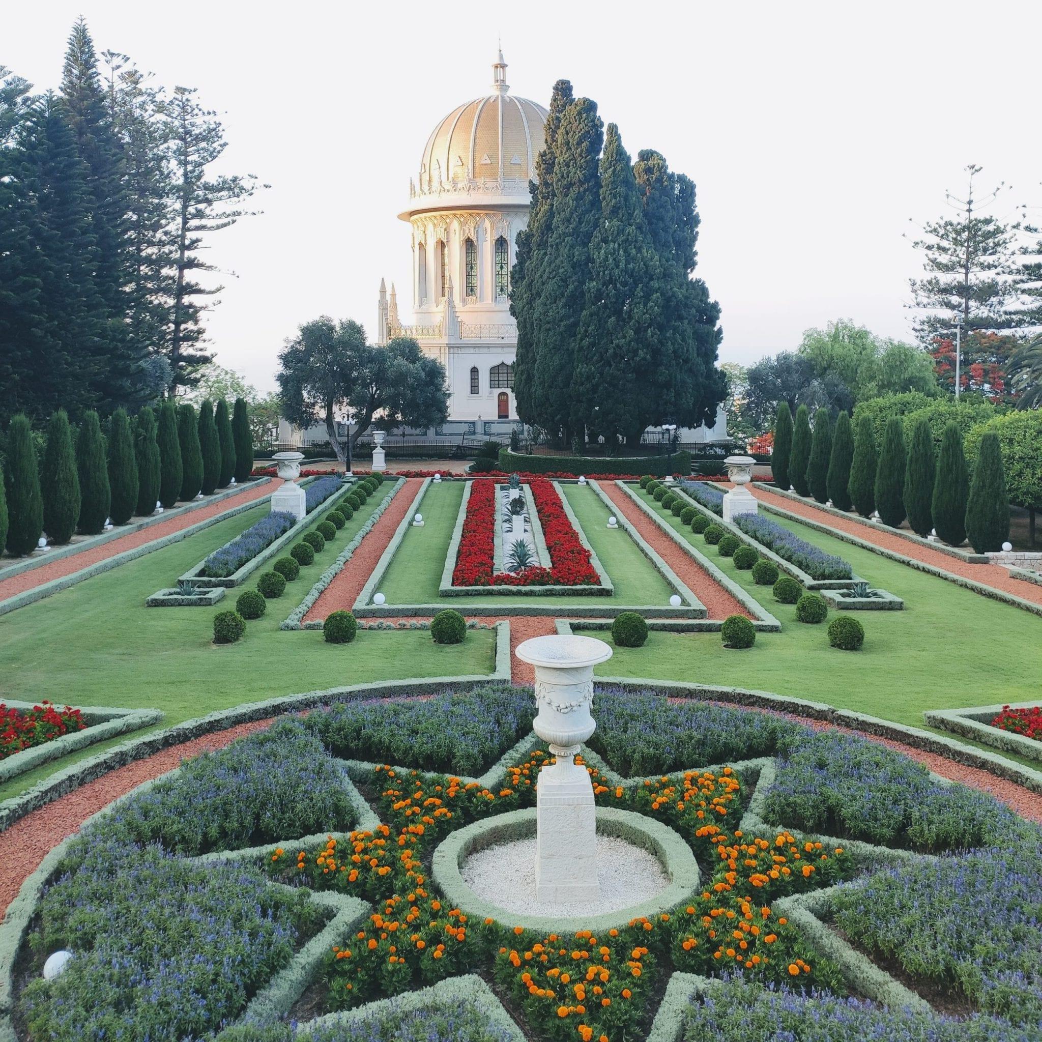 מה עושים בחיפה? המקדש הבהאיים