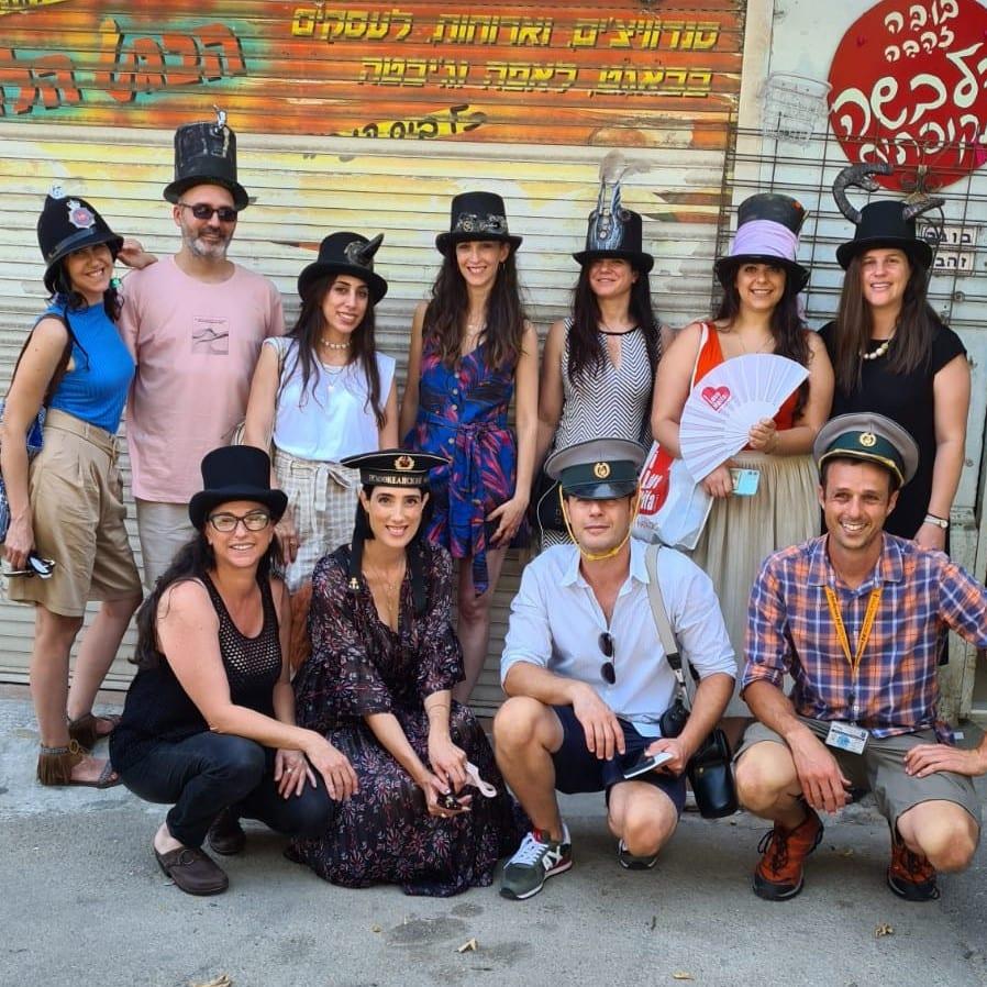 סיור בחיפה תומר פוקס